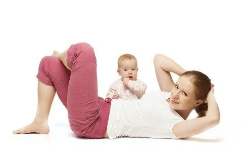 Mutter Kind Gymnastik