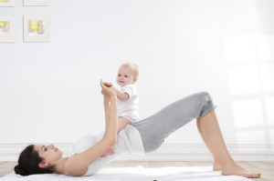 Mutter Kind Gymnastik - Die Brücke