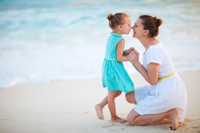 Mutter-Kind-Urlaub
