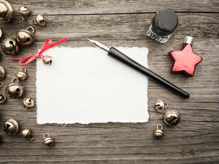 Persönliche Weihnachtskarten Foto.Persönliche Weihnachtskarten Gestalten Tolle Ideen Tipps