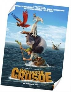 Filmplakat Robinson Crusoe