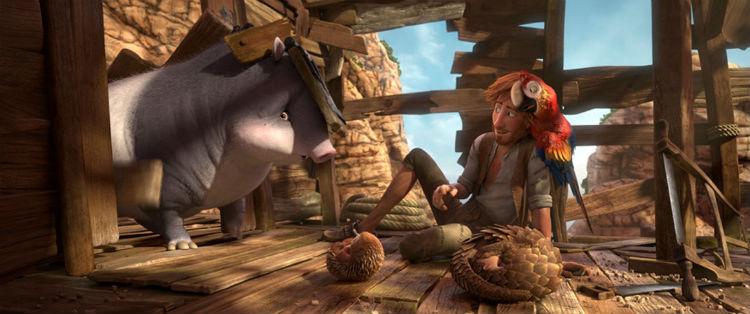 Film Robinson Crusoe