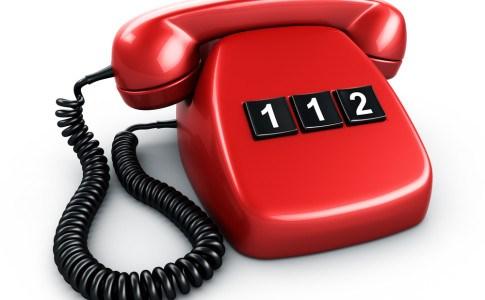 112 rufnummer