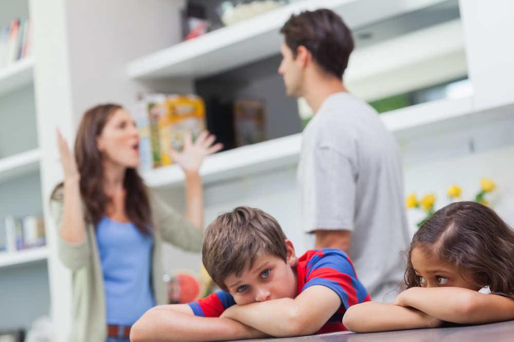 Familie Scheidung