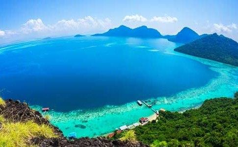 Semporna-Sabah-Malaysia