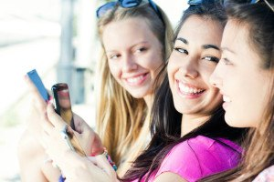 Smartphone Sucht bei Jugendlichen