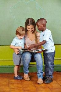 Betreuung Kinder Mutter