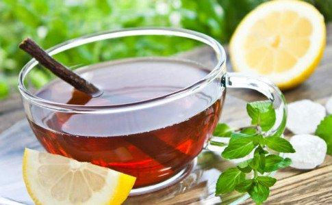 Gesund mit Tee