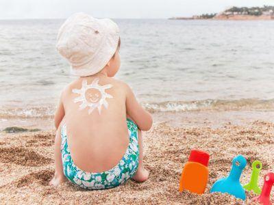 Testbericht Die besten Sonnencremes fr Kinder