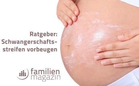 Schwangerschaftsstreifen vorbeugen