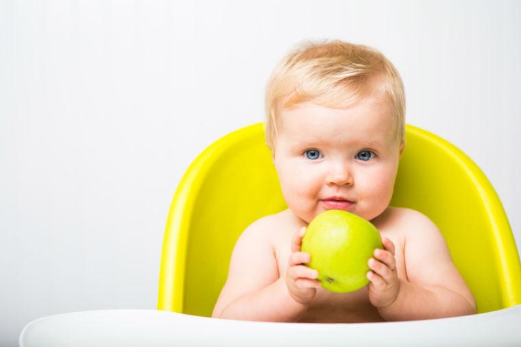 Vegetarische Ernährung bei Babys