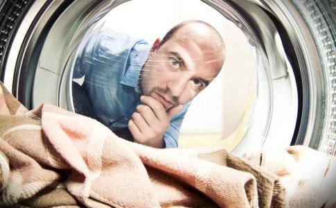 Wenn die Waschmaschine streikt