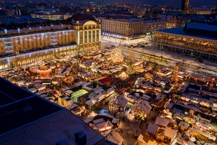 Bald beginnt wieder die Zeit der Weihnachtsmärkte