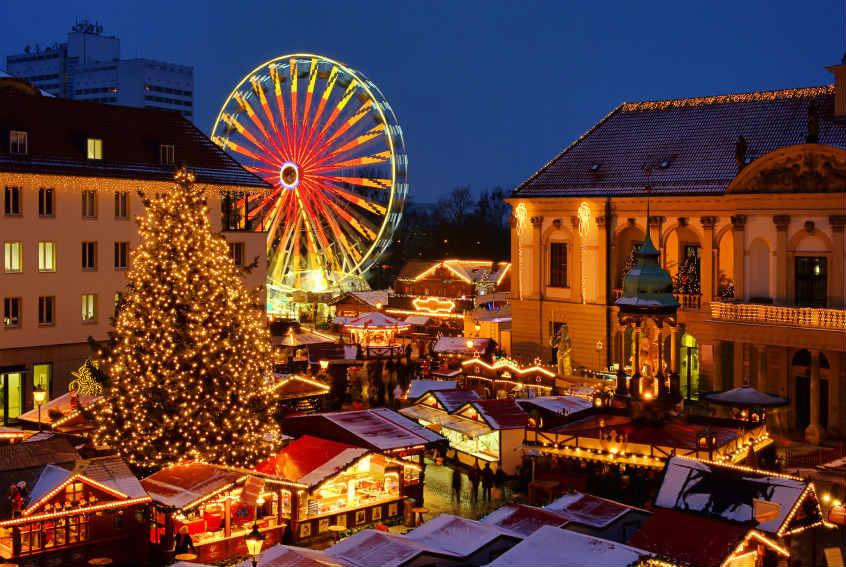 Die schönsten Weihnachtsmärkte für Familien