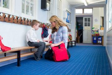 Wie lange dauert die Eingewöhnung im Kindergarten?