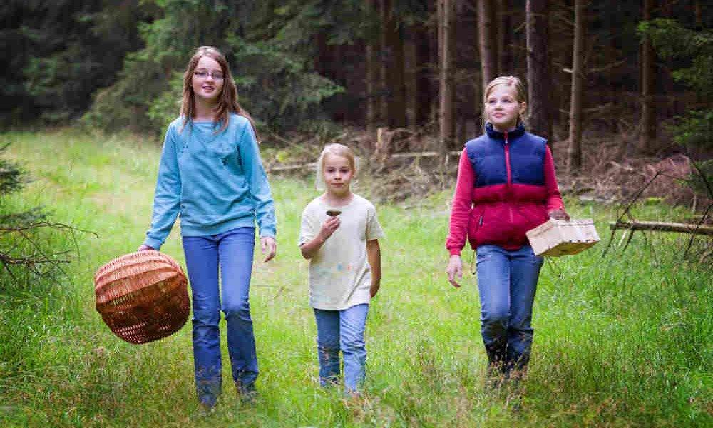 Zeckensschutz für Kinder