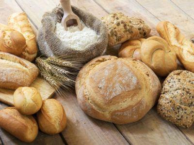 Nahrungsmittel, die Gluten enthalten