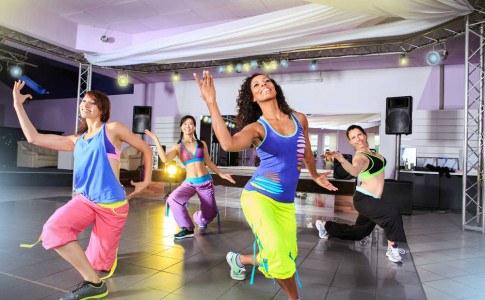 Tanz Fitness Zumba