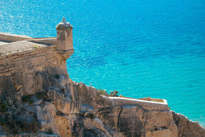 Spanien Urlaub alicante