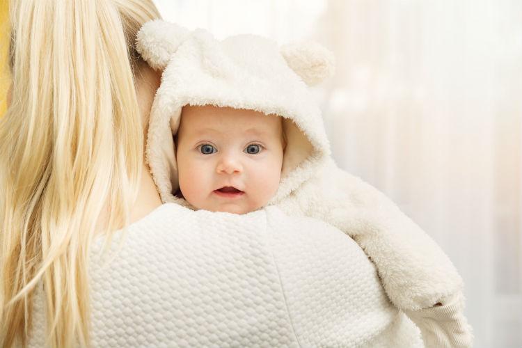low priced df116 f0439 Babys warm anziehen - Winterkleidung für die Kleinen zum ...