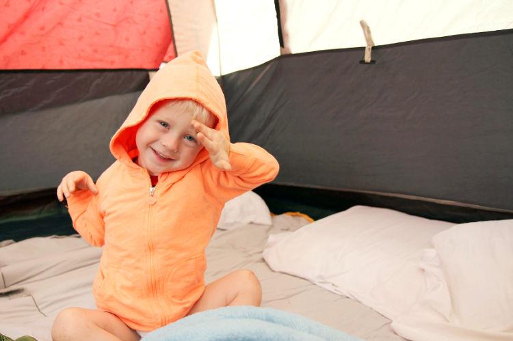 Brauch weit verbreitet unschlagbarer Preis Der Schlafsack für das Baby - erholsam und sicher schlafen