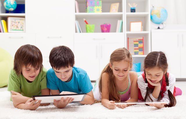 Browsergames für Kinder