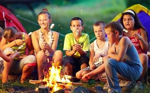 Kindercamping