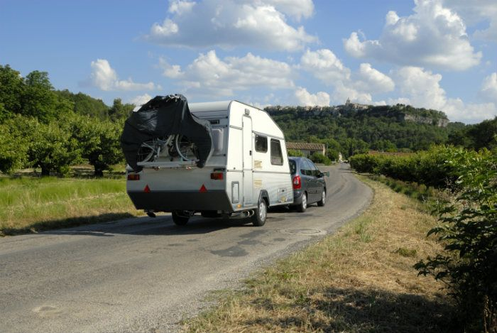 Camping Frankreich Provinz wird immer beliebter