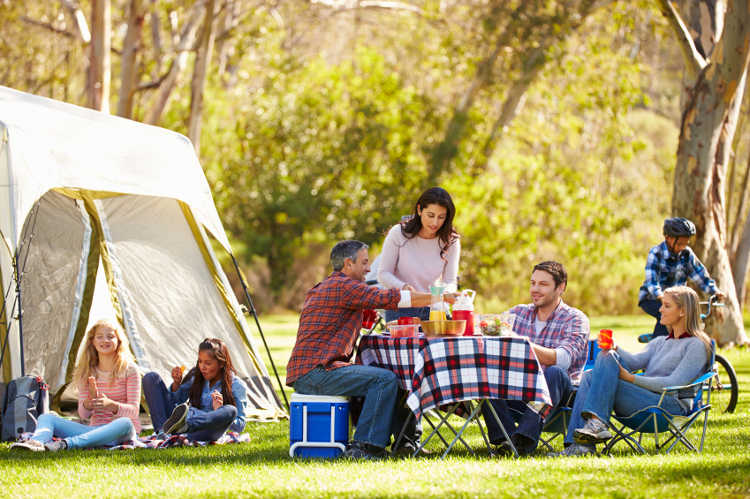 campingplatz urlaub