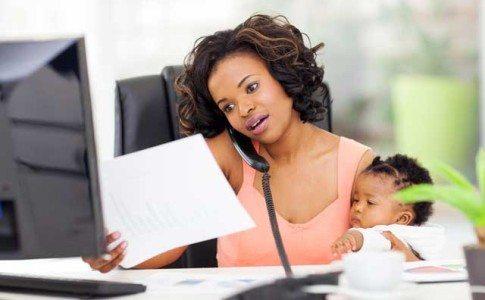 Elternzeit Mutter Arbeit