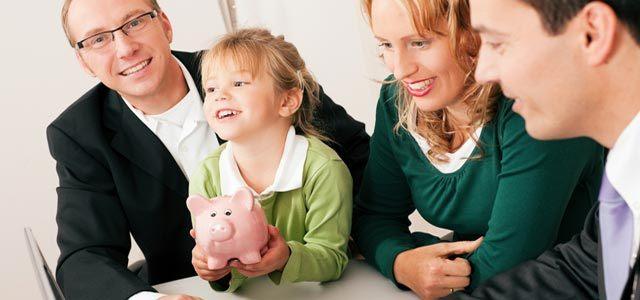 Aktiendepot für Familien