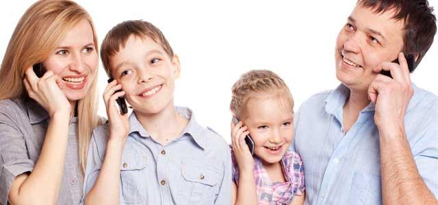 Familientarif Handy