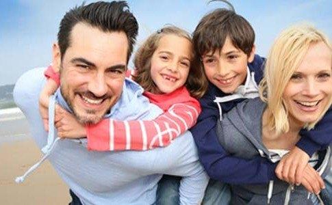 Familienurlaub in Clubanlagen