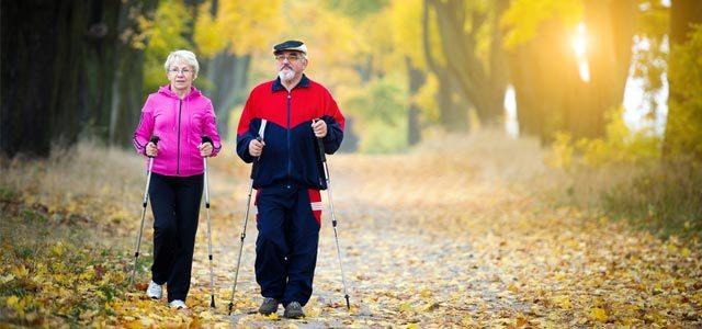 Nordic Walking Senioren