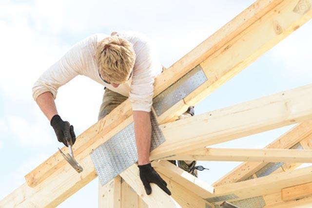 Terrasse aus Holze bauen