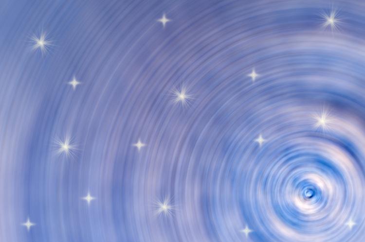Malerischer Sternenhimmel