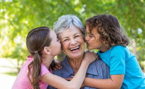 Leihoma mit 2 Kindern