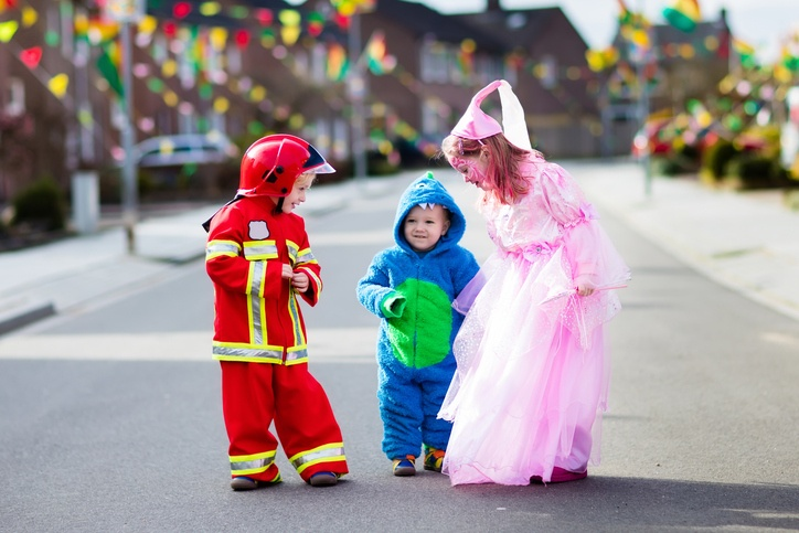 Last Minute Gut Verkleidet Kostümideen Für Kinder