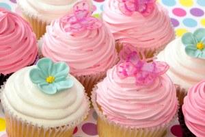 Rosa Muffins