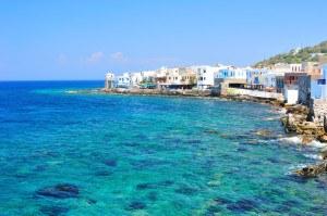 Griechenland Küste
