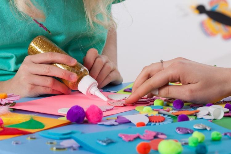 10 einfache Bastelideen für das Kinderzimmer