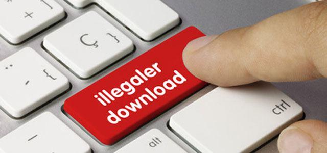 illegaler Download - Filesharing Abmahnung
