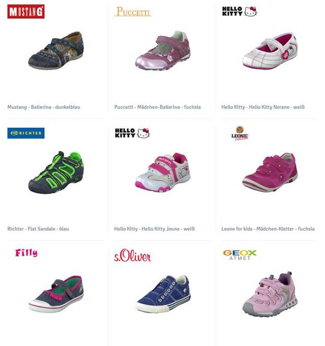 Kinderschuh-Trends 2014