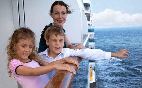 Familienkreuzfahrt