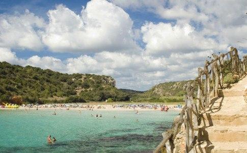 Menorca als Familienurlaubsparadies