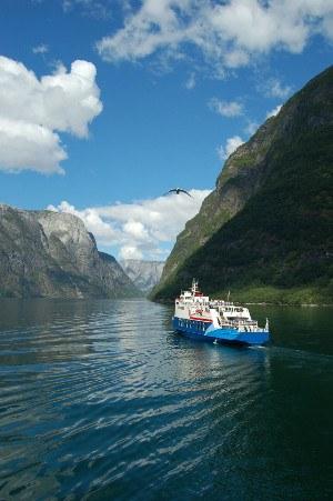 norwegen-boot