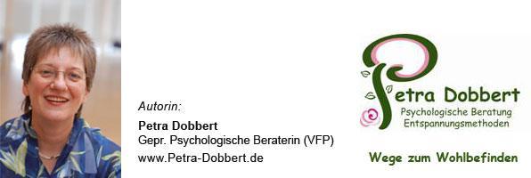 Autorin Petra Dobbert