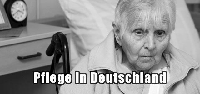Seniorenpflege in Deutschland