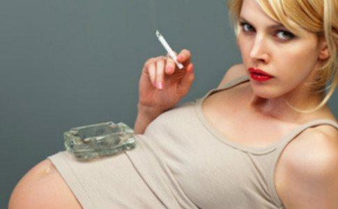 Rauchen und Trinken in der Schwangerschaftswoche 12