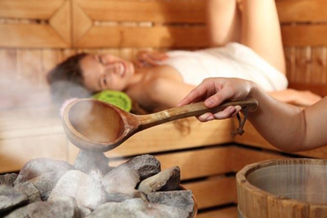 Schwangerschaft Sauna